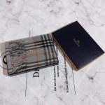 Burberry Check Cashmere Scarf - 00705