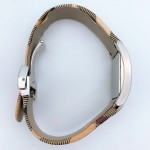 Burberry Silver Dial Nova Check Watch - 00850