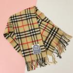 Burberry Check Cashmere Scarf - 00911
