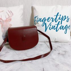 Cartier Vintage Double Shoulder Bag - 00746