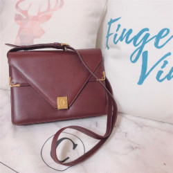 Cartier Vintage Envelope Shoulder Bag - 00813