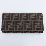 Fendi FF Monogram Flap Wallet - 00467