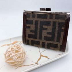 Fendi Vintage Coin Purse - 00633