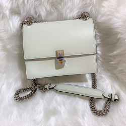 Fendi Kan I Small Shoulder Bag - 00641