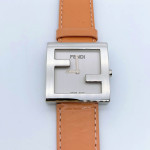 Fendi Vintage FF Watch - 00808