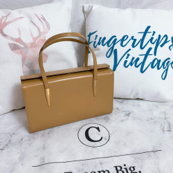 Givenchy Vintage Beige Handle Bag - 00830