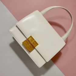 Givenchy Vintage White Handle Bag - 00887