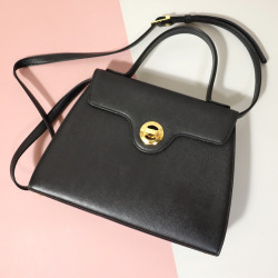 Givenchy Vintage Black 2 Way Bag - 00900