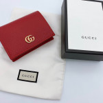 Gucci Leather Card Case - 00444