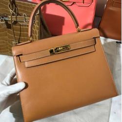 Hermes Kelly 28 in Epsom Leather