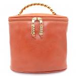 Loewe Vintage Velazquez Twist Red Handle Bag - 00889