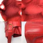 Louis Vuitton EPI Sac D'Epaule Bucket Bag - 00576