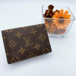 Louis Vuitton Monogram Card Holder - 00745