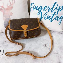 Louis Vuitton Monogram Sologne Bag - 00778