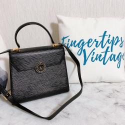 Valentino Vintage EPI 2 Way Bag - 00743