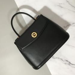Valentino Vintage Circle Logo 2 Way Bag - 00802