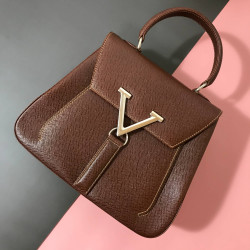 Valentino Vintage V Lock 2 Way Bag - 00855