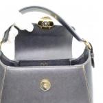 Valentino Vintage Circle Logo 2 Way Bag - 00891