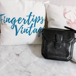 Yves Saint Laurent Vintage Shoulder Bag - 00735